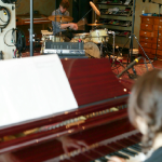 recording at Clouds Hill